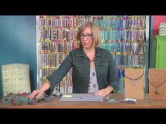 Beads, Baubles and Jewels' Katie Hacker shows the types of leather cord for a jewelry bail (2513-3) - YouTube