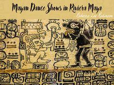 Mayan Dance in Riviera Maya, a must see for those visiting the Yucatan!