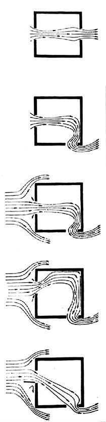 La arquitectura y el aire: ventilación natural
