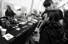 Behind the scenes. Mac Makeup, Oprah, Elie Saab, Makeup Inspiration, Backstage, Mac Cosmetics, Hair Beauty, My Style, Face
