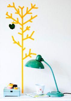Washi tree... voor bij je secretaire?