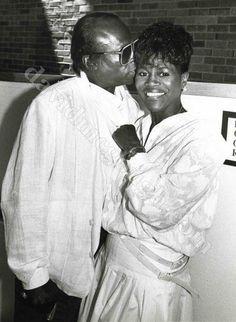 Miles Davis & Cicely Tyson