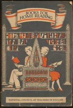 'Books For Home Reading' 1931