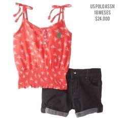 www.traedeusa.com.co/ofertas #uspoloassn #baby #girl #traedeusa #facilitatuscompras #entregainmediata #enviotodoelpais