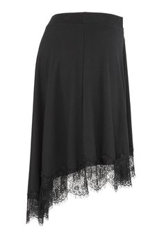 Mmmm... lace bottom on this tango skirt is sweet!