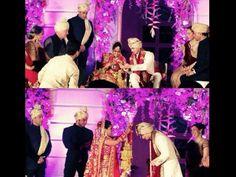 Arpita Khan and Aayush Shama Wedding Picture