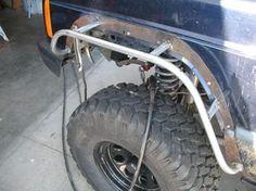 Homebrewed Fender Flares - NAXJA Forums -::- North American XJ Association