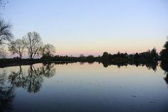 Autumn Sunset ##autumn ##sunset ##reflection ##czech - Martin Kříž - Google+