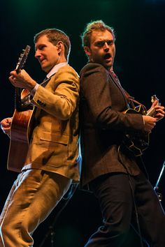 Chris Eldridge & Chris Thile