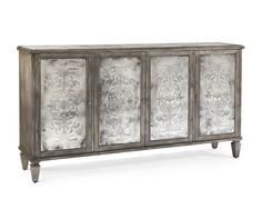 Harston Four Door Credenza - Cabinets - Furniture - Our Products