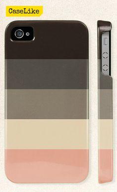 3D #iPhone 5 #Case  Modern Pastel #Stripes #Geometric 213 by #caselike, $22.00
