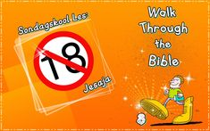 Sondagskool Les:Walk through the Bible 8