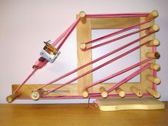 My Inkle Loom Tablet Weaving (often referred to as card weaving) is a weaving technique where tablets or cards are used to create the sh...