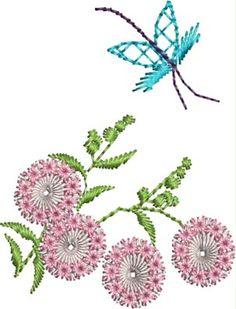 Free Machine Embroidery Designs
