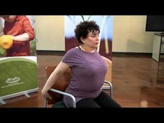 Chair Yoga Sequence For Pulmonary Hypertension