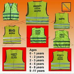 cute vests even size 1 &2