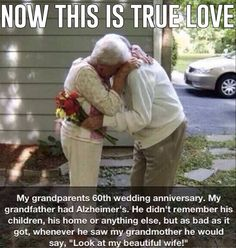 Now this is true love