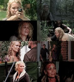Andrea, The Walking Dead (season 2-3)