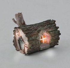 """Képtalálat a következőre: """"led light fairy house"""""""