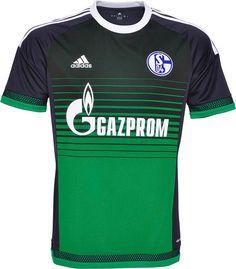 Show de Camisas  Adidas apresenta novas camisas do Schalke 04 76d8239e13504