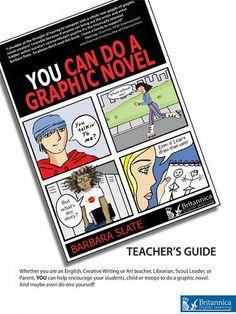 Prezzi e Sconti: You can do a graphic novel teacher's guide  ad Euro 17.42 in #Ebook #Ebook