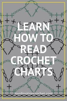 Crochet Instructions, Crochet Diagram, Crochet Chart, Crochet Basics, Tutorial Crochet, Crochet Tutorials, Crochet Ideas, Learn To Crochet, Easy Crochet