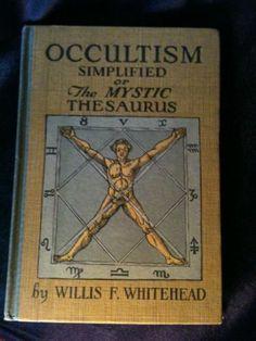 1921 Occult Secret Society Magic Mirror Instructions   eBay