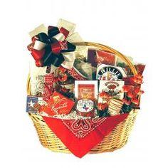 Big bit of texas gift basket texas gift and silent auction waltz across texas gift basket solutioingenieria Image collections
