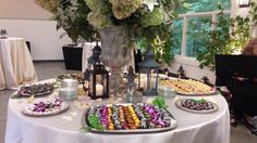 Cocktail Reception - The Arcade at Lantern Court - The Holden Arboretum - Fall 2015