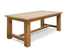 Henry Refectory Kitchen Table