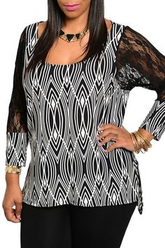DHStyles Women's Black White Plus Size Trendy Sexy Sheer Lace Tunic Top #sexytops #clubclothes #sexydresses #fashionablesexydress #sexyshirts #sexyclothes #cocktaildresses #clubwear #cheapsexydresses #clubdresses #cheaptops #partytops #partydress #haltertops #cocktaildresses #partydresses #minidress #nightclubclothes #hotfashion #juniorsclothing #cocktaildress #glamclothing #sexytop #womensclothes #clubbingclothes #juniorsclothes #juniorclothes #trendyclothing #minidresses #sexyclothing…