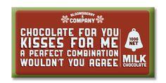 Christmas Chocolate for You