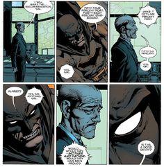 Is this a good death? #AlfredPennyworth #BatmanRebirth #DCRebirth #DCUniverseRebirth #BatmanNew52 #Batman #BatmanComics #PrimeEarth #TheDarkKnight #Vigilante #GothamKnights #BobKane #BruceWayne #GothamCity #TheNew52 #New52 #IAmGotham #Gotham #GothamGirl #DC #DCComics #DCUniverse #Comics #ComicBooks #DavidFinch #TomKing #ComicsDune
