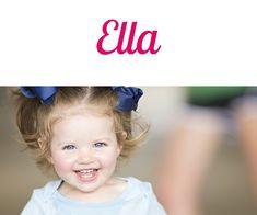 Ida, Sophia, Mia & Co .: 60 Mädchennamen mit A-Ende - Babynamen - Nina Name, Celtic Names, Unusual Baby Names, Baby Milestone Cards, Baby Zimmer, Maila, Female Names, Names With Meaning, Health