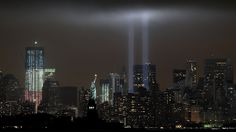 World Trade Center – Night Memorial