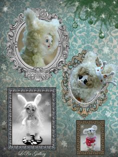 White sensations. Winter doll's collection. Part 1 by LeRuGallery