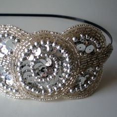 Great Gatsby head band