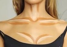Neck and chest contouring More