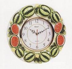 WATERMELON 3-Dimensional Wall Clock BRAND NEW! KMC/KK-Watermelon,http://www.amazon.com/dp/B001LGK0RK/ref=cm_sw_r_pi_dp_jh8Btb0YXFYFS4C5