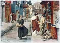 """Life In Ancient Rome"