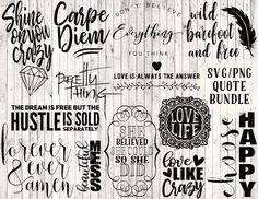 svg bundle quote svg svg sayings quote prints printables Silhouette Cameo Software, Silhouette Files, Silhouette Machine, Boat Names, Circuit Projects, Mom Day, Tool Storage, Smart Storage, Vinyl Cutting