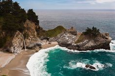 One of my many favorite places in Big Sur California
