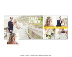 Facebook Timeline Cover Photoshop Template by MarketingMall, $7.00