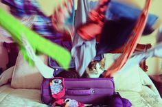 Proyecto 365 de @Ana Kato: 104 - Haciendo la maleta.