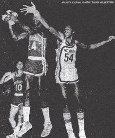 Atlanta Hawks - Julius Erving (Sólo usada en éste partido de pretemporada)