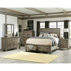 Lowest prices on Discount Brownstone Village Bedroom Set Legacy Classic Furniture. Buy Brownstone Village Bedroom Set Legacy Classic Furniture in a group and save more. Rustic Bedroom Sets, Coastal Master Bedroom, Home Bedroom, Bedrooms, Queen Bedroom Sets, Grey Bedroom Set, Bedroom Ideas, Bedroom Suites, Bedroom Wall