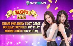 Khám phá ngay slot game Double Fortune để thấy những điều cực thú vị Slot, Games, Gaming, Plays, Game, Toys