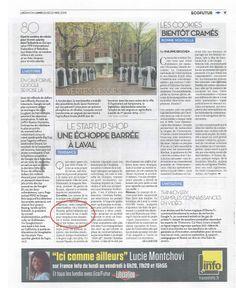 La ballerine de secours SHOETTE dans LIBERATION article ici : http://www.liberation.fr/economie/2013/12/22/le-start-up-shop-une-echoppe-barree-a-laval_968414 Merci NEOSHOP http://neoshop.laval-technopole.com/