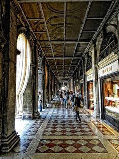 Piazza San Marco, Venice, Italy (photo Franco Olivieri via VeneziaToday)