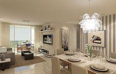 Imagem relacionada Studio Room, Room Decor, Decor, Home, Furnishings, Interior, Dining Table Chandelier, Home Decor, Living Room Designs